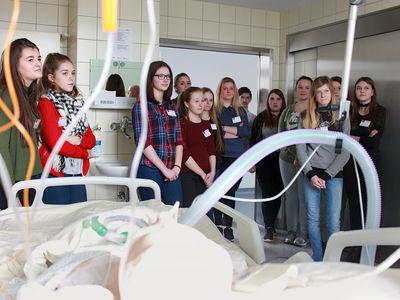 700 Schüler aus dem Landkreis Görlitz schauten in Ausbildungsbetriebe rein