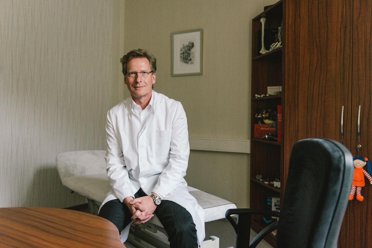 Neue Ärzte für das Land (II): Dr. Marco Hensel