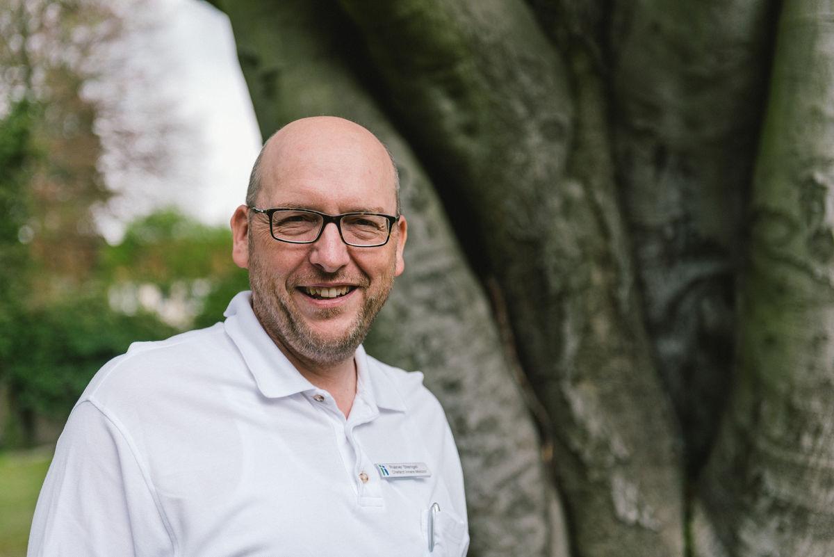 Neue Ärzte für das Land (I): Dr. Rainer Stengel