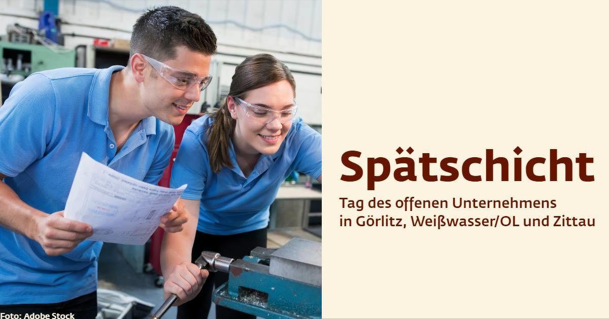 """Betriebe öffnen ihre Tore bei der """"Spätschicht"""" für Besucher"""