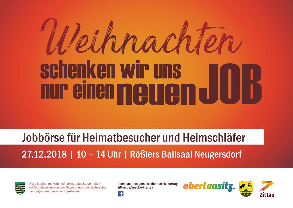 Ebersbach-Neugersdorf lockt mit Jobs, Perspektiven und Feuerzeux